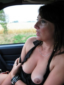 Real Amateur Mature Women Flashing