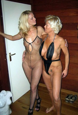 Mature lesbian and naked MILF. These..