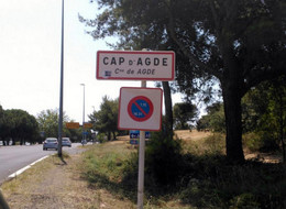Cap d'Agde a large family-style..