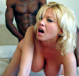 Slutty wives take big black dicks in..