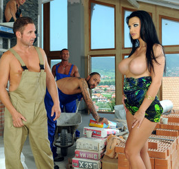 Huge titted babe Aletta Ocean pay by..