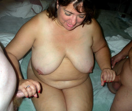 Big titted mature ladies in homemade..