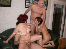 Wife-swapping, group sex and swingers
